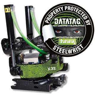 Datatag steelwrist sektion