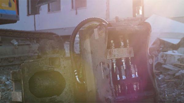 Demolition Steelwrist Video