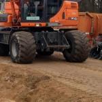 Hjulstyrning steelwrist action produktbild