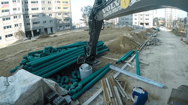 New Tiltrotator Work – Operator Jos