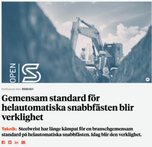 Open-S standard