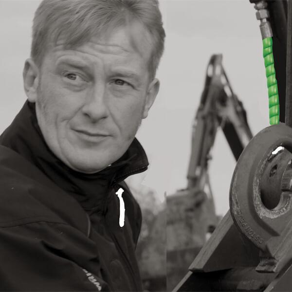 Pat-Bulcock Steelwrist