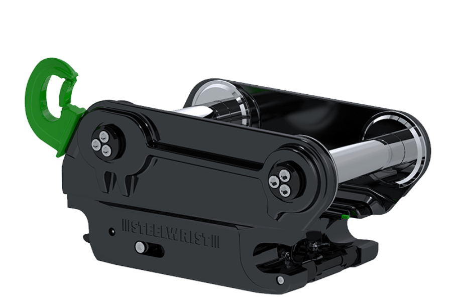 QuickCoupler Steelwrist 800x800