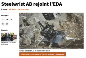Steelwrist demolition EDA