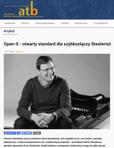 Steelwrist Open-S
