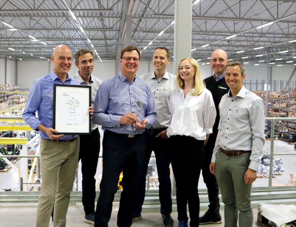 Steelwrist Best Managed Companies