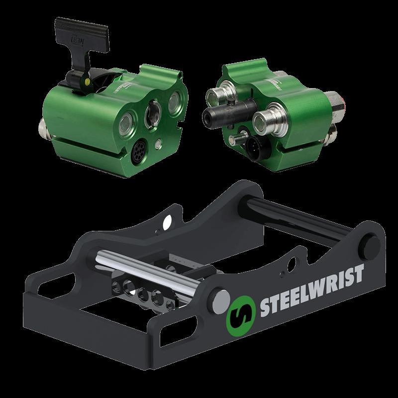 Steelwrist GEOfit+SQ