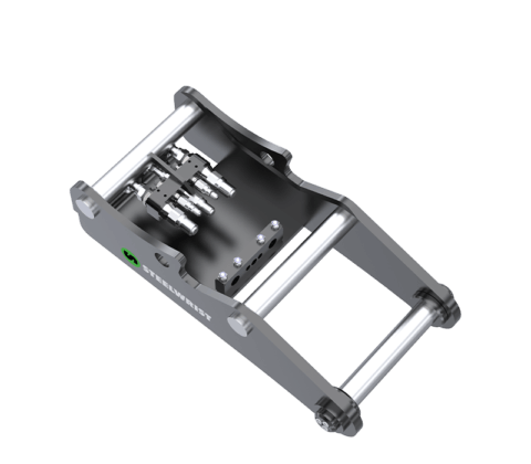 Steelwrist pendulum SQ 900x900