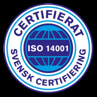 SveCert ISO 14001 900x900