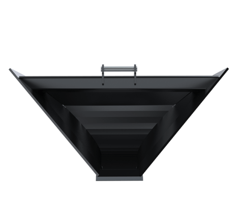 V Ditch Bucket 800x800