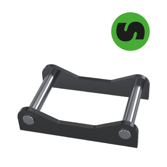 WeldOn S Type Adaptor Steelwrist