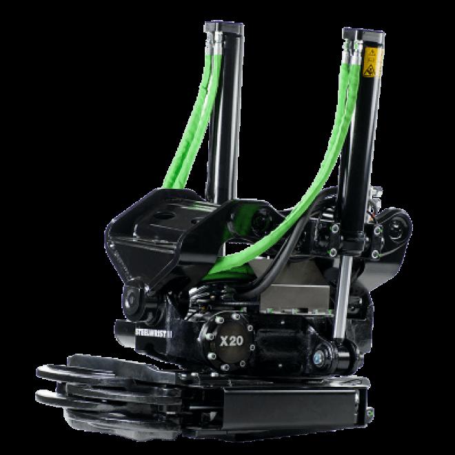 X20 2 steelwrist tiltrotator prod