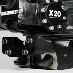 X20 S-type tiltrotator wedge