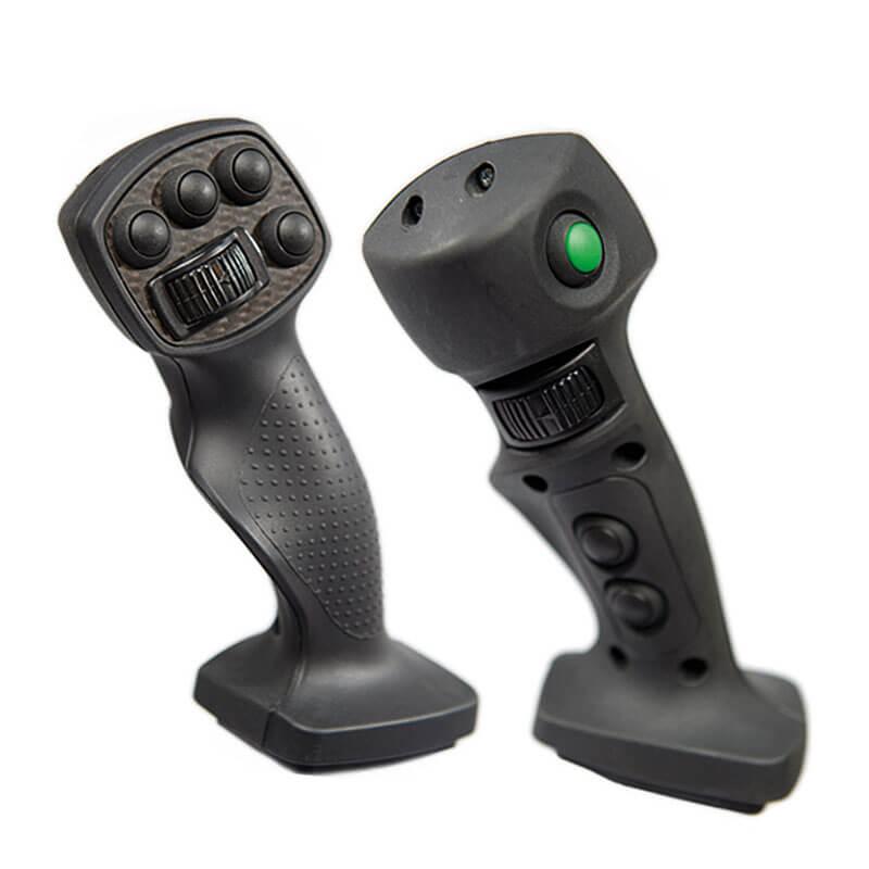 XControl-Bridge joysticks Steelwrist