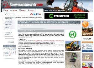 bouwmachineweb.com...steelwrist