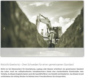 Steelwrist Open-S standard